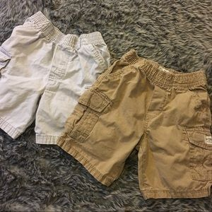 Boys' Cargo Shorts Bundle
